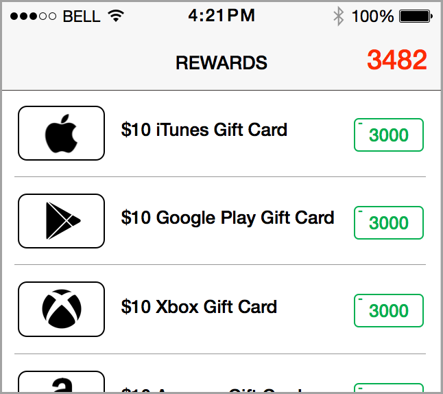 Rewards Cash for Apps